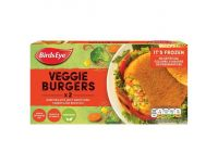 Grocery Delivery London - Birds Eye Veggie Burgers x2 250g same day delivery