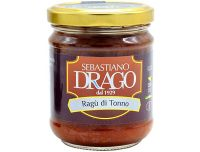 Grocery Delivery London - Drago Tuna Ragout 190g same day delivery