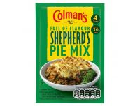 Grocery Delivery London - Colmans Shepherds Pie Mix 50g same day delivery