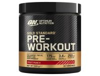 Optimum Nurtirion Gold Standard Pre-Workout Fruit Punch 330g