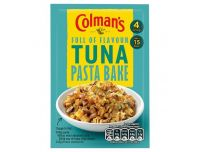 Grocery Delivery London - Colmans Tuna Pasta Bake 44g same day delivery