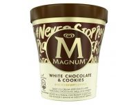 Grocery Delivery London - Magnum White Chocolate & Cookie 440ml same day delivery