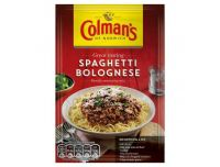 Grocery Delivery London - Colman's Spaghetti Bolognese Recipe Mix 44g same day delivery