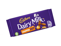 Grocery Delivery London - Cadbury Dairy Milk Chopped Nut 95g same day delivery