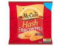 Grocery Delivery London - McCain Hash Browns 575g same day delivery