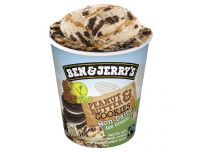 Grocery Delivery London - Ben & Jerry's Non-dairy Peanut Butter & Cookies 465ml same day delivery