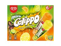 Grocery Delivery London - Calippo Mini Lemon & Lime & Orange Push Up 80ml X6 same day delivery
