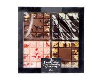 Cambridge Chocolate Square Variety Box 400g