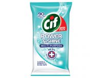 Grocery Delivery London - Cif Power & Shine Multipurpose Wipes 90pk same day delivery