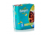 Grocery Delivery London - Pampers Baby-Dry Number 5 23pk same day delivery