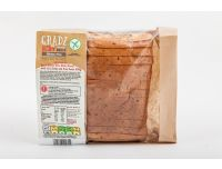 Grocery Delivery London - Gluten Free Chia & Flax Seeds White Sourdough 400g same day delivery