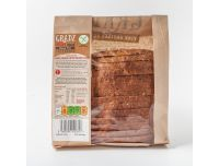 Grocery Delivery London - Gluten Free Dark Sourdough with Seeds 400g same day delivery