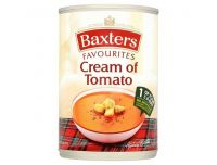 Grocery Delivery London - Baxters Favourites Cream Of Tomato Soup 400g same day delivery