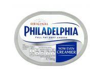 Grocery Delivery London - Philadelphia Original Spread 180g same day delivery