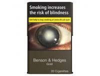Grocery Delivery London - Benson And Hedges Gold 20 Pack same day delivery