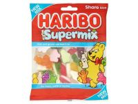 Grocery Delivery London - Haribo Supermix 160g same day delivery