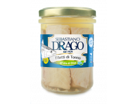 Grocery Delivery London - Drago Tuna Fillets in Extra Virgin Olive Oil 200g same day delivery